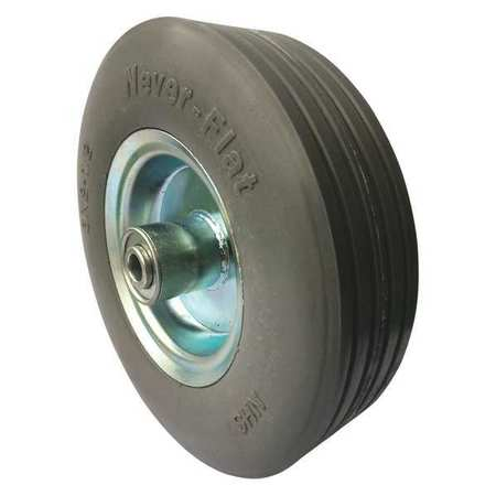 Never Flat Wheel, 8 in. Dia., 300 lb.
