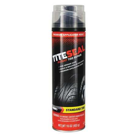 Tire Sealant, Aerosol, 16 oz.
