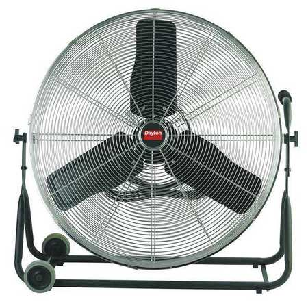 "24"" Mobile Air Circulator,  4200/4500/4950 cfm"