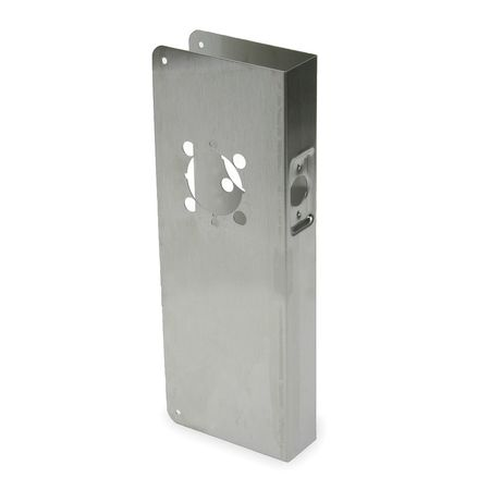 Door Reinforcer,  H 14 x W 5 In