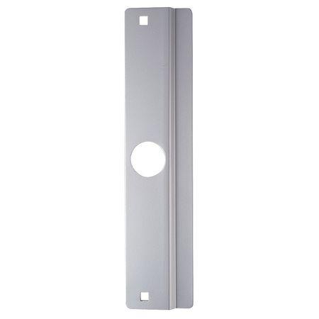 Latch Guard,  Aluminum,  12  x 3/4 In.