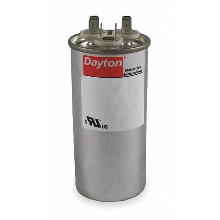 Round Motor Run Capacitors,  370VAC