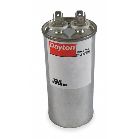 Round Motor Run Capacitors,  440VAC