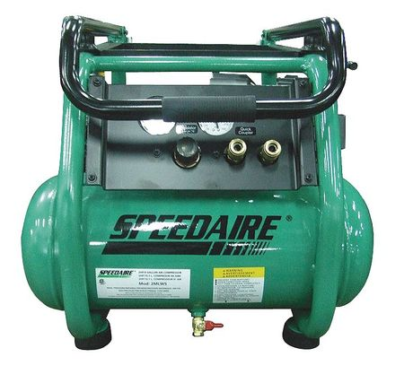 Air Compressor, 2.0 HP, 115V, 200 psi