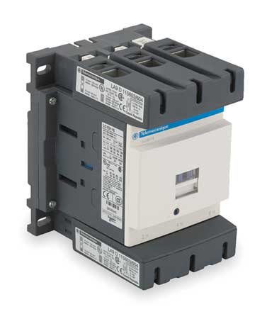 IEC Magnetic Cntactr, 208VAC, 150A, 1NC/1NO