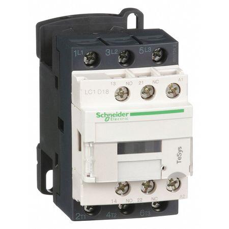 480VAC Non-Reversing IEC Magnetic Contactor 3P 18A