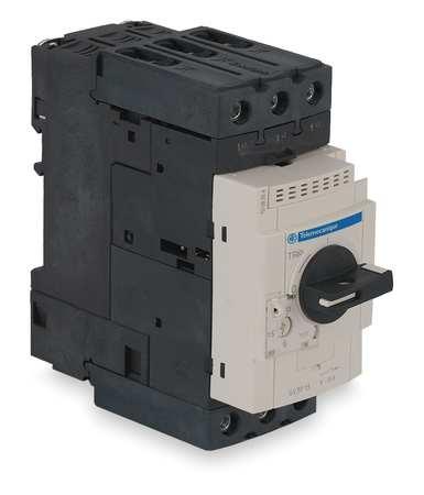 Manual Motor Starter, Knob, 60to 100A, 600V