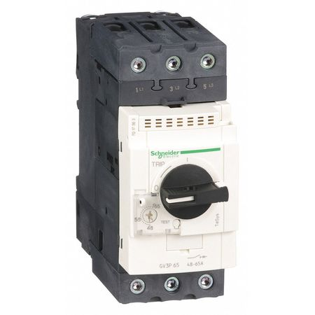 Manual Motor Starter, Rotary, 48 to 65A