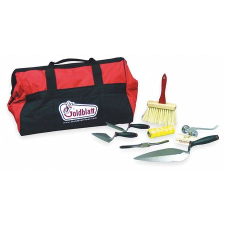 Masons Apprentice Tool Kit, 8 Pc