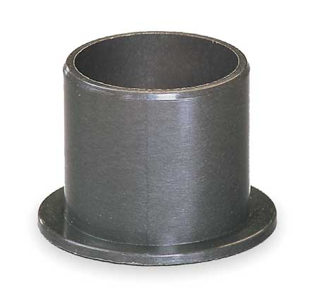 Flanged Bearing, 3/4 IDx1 In L, PK3