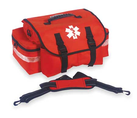 "16-1/2"" Trauma Bag,  Orange"