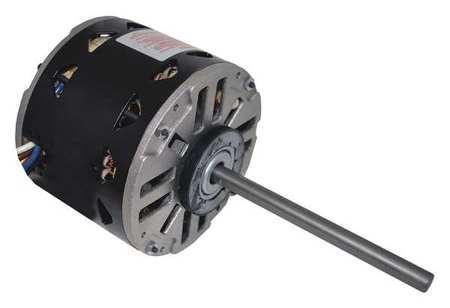 Motor, PSC, 1/4 HP, 1050 RPM, 115V, 48Y, OAO
