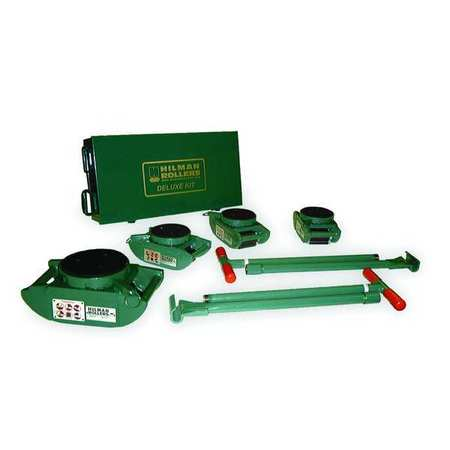 Equipment Roller Kit, 16, 000 lb., Swivel