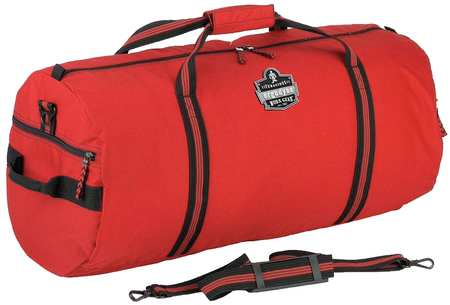 "24"" Duffel Bag,  Red"