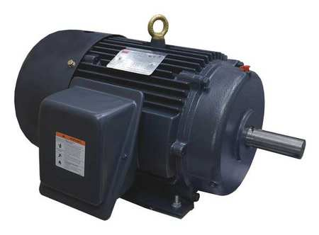 Mtr, 3 Ph, 7.5hp, 1165, 208-230/460, Eff 91.0