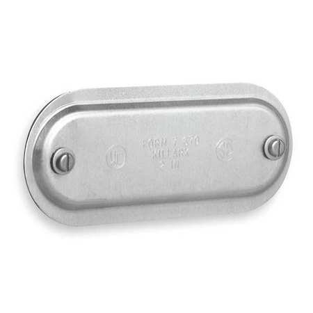 Conduit Body Cover, 3/4 in.