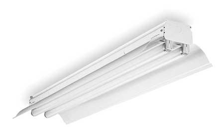 Fluorescent Fixture, F32T8, 109W, 120-277V