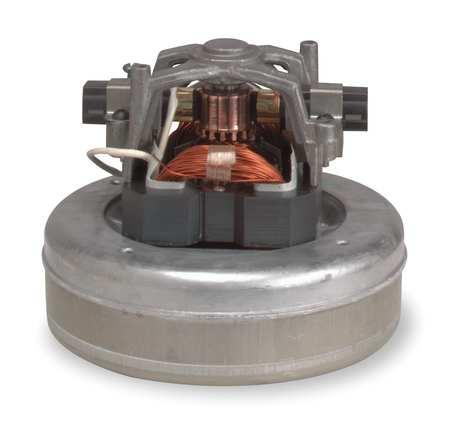 Vacuum Mtr/Blwr, Thru-Flow, 1 Stge, 1 Spd