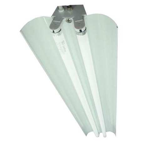 Industrial Fluorescent Fixture, F32T8