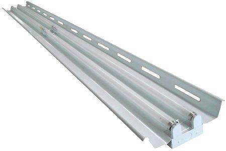 Industrial Fluorescent Fixture, F96T8