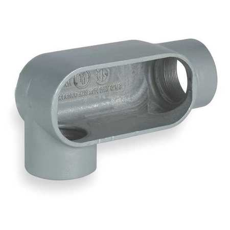 Conduit Outlet Body, Iron, LR, 3/4 In.