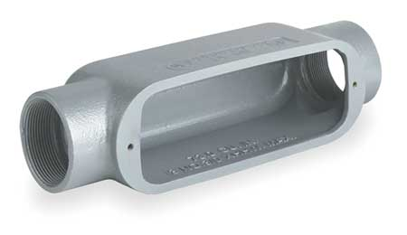 Conduit Outlet Body, C, 3/4 In.