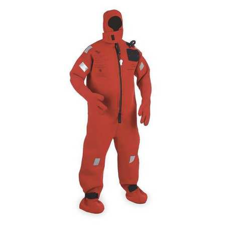 Cold Water Immersion Suit, Size Oversize