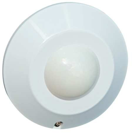 Occupancy Sensor,  Circular Motion Sensor,  White,  -