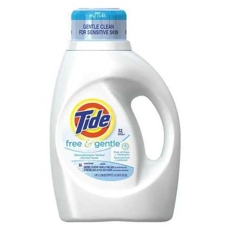 TIDE 50 oz. Bottle Liquid Laundry Detergent