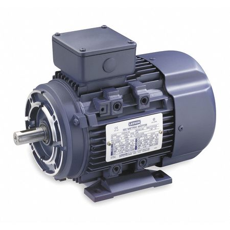 Premium Efficiency Metric Motor, 7.8/3.9A