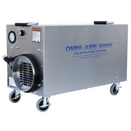 Air Machine, Negative