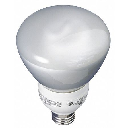 GE LIGHTING 16W,  R30 Screw-In Fluorescent Light Bulb