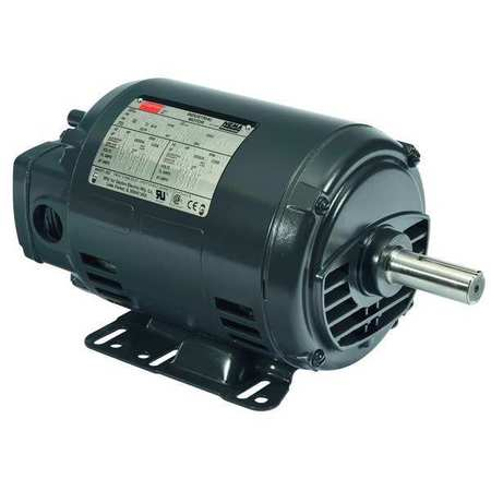 GP Mtr, 3 Ph, ODP, 1 HP, 1760rpm, 143-5T/56HZ