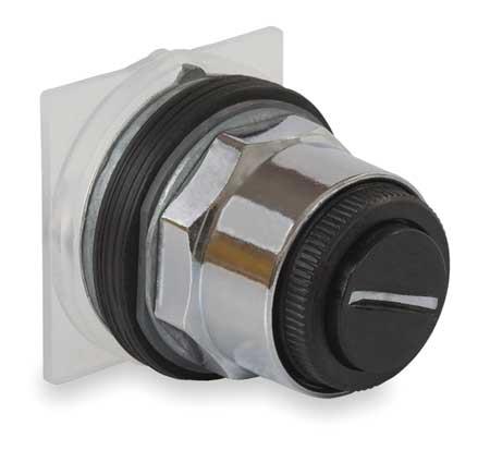 Non-Illum Selectr Swtch, 30mm, 3 Pos, Coin