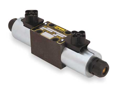 Directional Valve, Solenoid, Float, 12 VDC