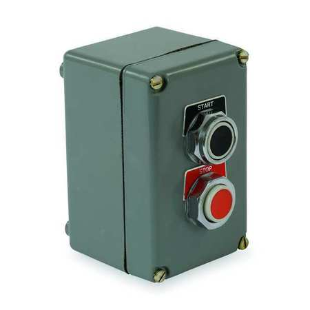 Push Button Control Station, 2NO/2NC, 30mm