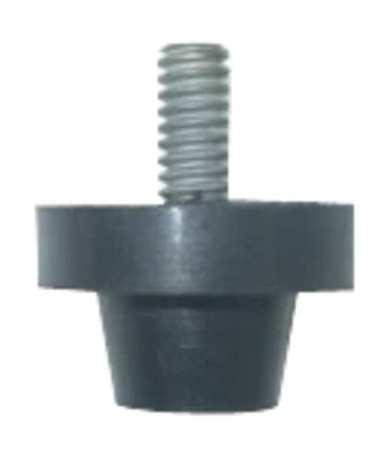 Vibration Isolator, 20 Lb Max, 1/4-20