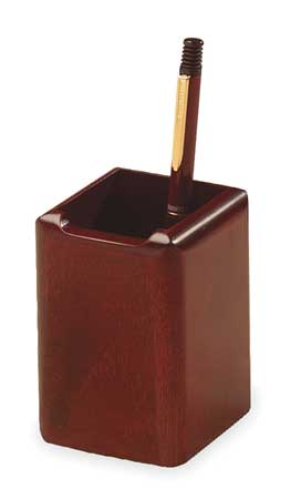 Pencil Cup Holder, 4 1/2x3 1/8 In
