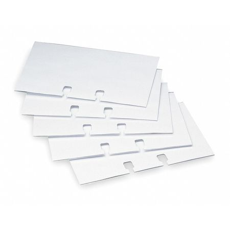 Business Card Sleeves, Plastic, PK40
