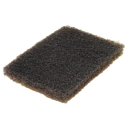 "Cleaning Brick, 5-3/4""L, Nylon, Black, PK20"