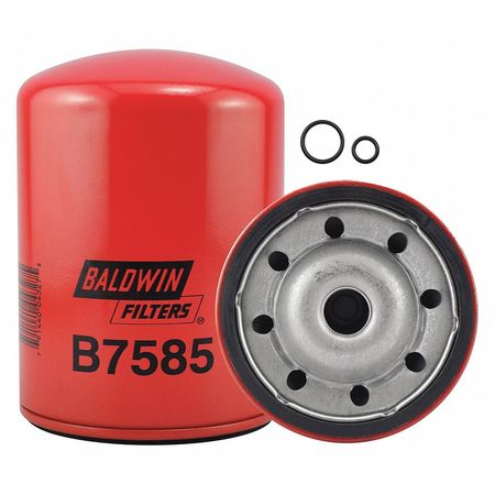 Oil Filter, Spin-On,