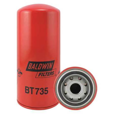 Hydraulic Filter, 3-23/32 x 8-7/32 In