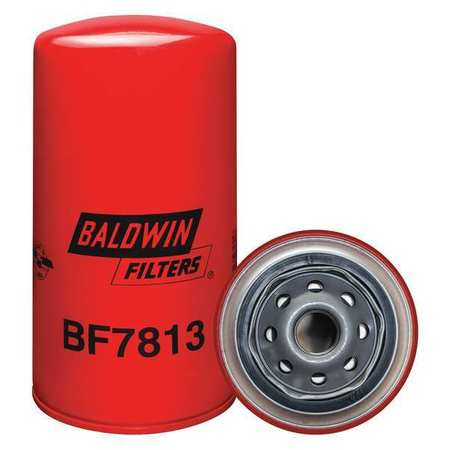 Fuel Filter, 7-1/8 x 3-11/16 x 7-1/8 In