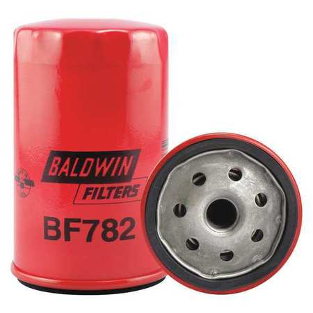 Fuel Filter, 4-27/32 x 3 x 4-27/32 In