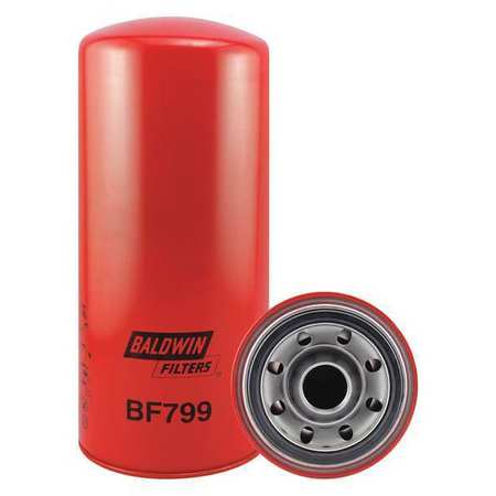 Fuel Filter, 12-3/32 x 5-3/8 x 12-3/32 In