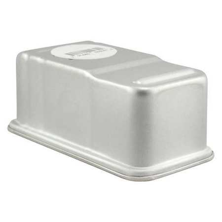 Fuel Filter, 6-11/32 x 3-9/32 x 2-21/32In