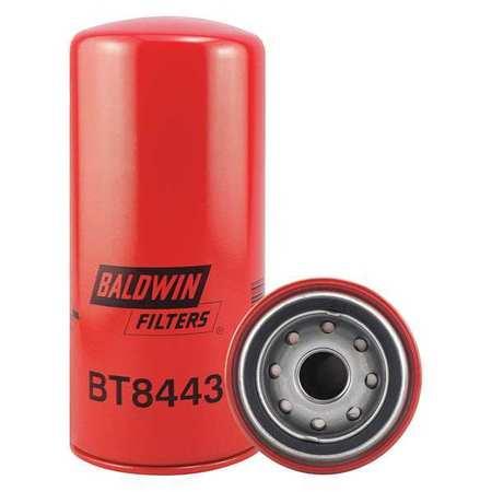 Hydraulic/Oil Filter, 3-23/32 x 8-3/16In