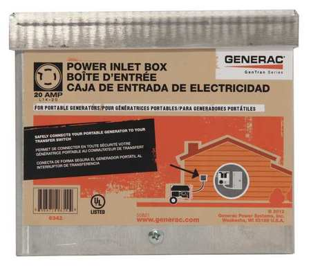 Power Inlet Box