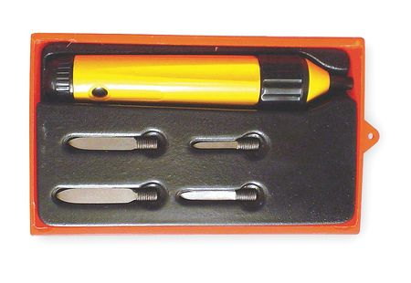 Deburring Scraper Tool Set, D Series