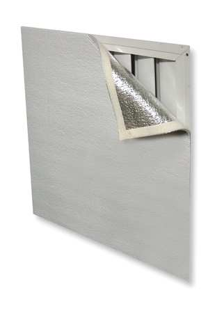 Ceiling Shutter Cover, 36 x 48 In